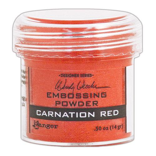 Ranger Ink - Wendy Vecchi - Embossing Powder - Carnation Red