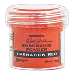 Ranger Ink - Wendy Vecchi - Embossing Powder - Carnation Red