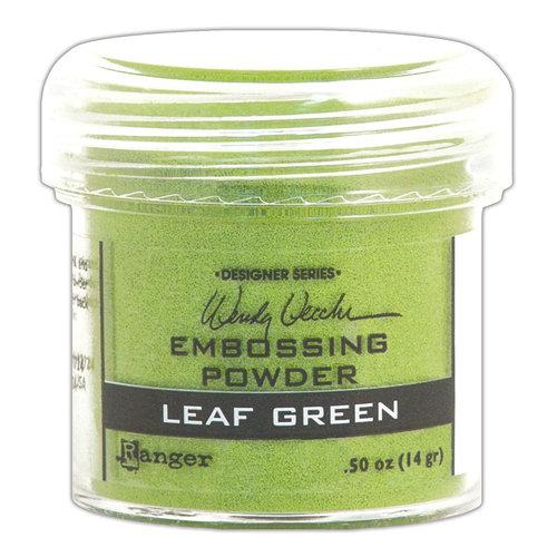 Ranger Ink Leaf Green Embossing Powder