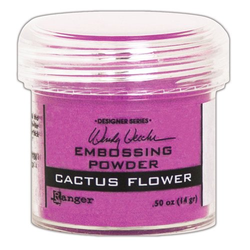 Ranger Ink - Wendy Vecchi - Embossing Powder - Cactus Flower