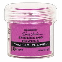 Ranger Ink - Wendy Vecchi - Embossing Powder - Cactus Flower