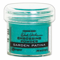Ranger Ink - Wendy Vecchi - Embossing Powder - Garden Patina