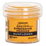 Ranger Ink - Wendy Vecchi - Embossing Powder - Sunflower