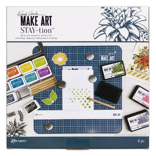 WV Make Art Station