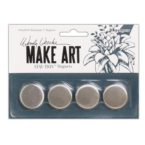 Ranger Ink - Wendy Vecchi - Make Art - Stay-tion - Magnets