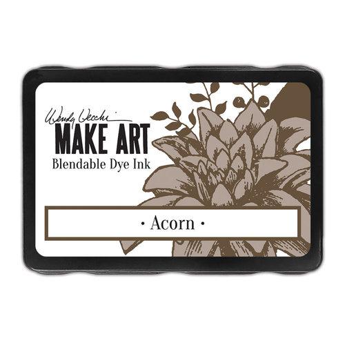 Ranger Ink - Wendy Vecchi - Make Art - Blendable Dye Ink - Acorn