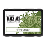 Ranger Ink - Wendy Vecchi - Make Art - Blendable Ink Dye Pad - Fern Green