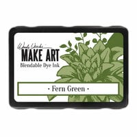 Ranger Ink - Wendy Vecchi - Make Art - Blendable Dye Ink Pad - Fern Green