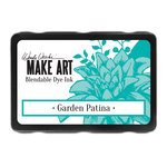 Ranger Ink - Wendy Vecchi - Make Art - Blendable Ink Dye Pad - Garden Patina