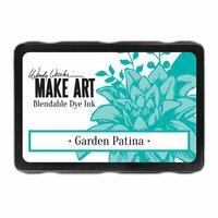 Ranger Ink - Wendy Vecchi - Make Art - Blendable Dye Ink Pad - Garden Patina