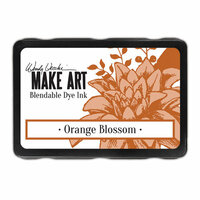 Ranger Ink - Wendy Vecchi - Make Art - Blendable Dye Ink Pad - Orange Blossom