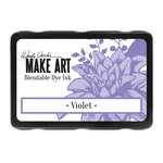 Ranger Ink - Wendy Vecchi - Make Art - Blendable Ink Dye Pad - Violet