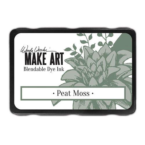 Ranger Ink - Wendy Vecchi - Make Art - Blendable Dye Ink Pad - Peat Moss