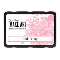 Ranger Ink - Wendy Vecchi - Make Art - Blendable Dye Ink Pads - Pink Peony