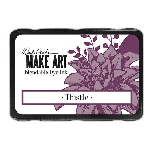 Ranger Ink - Wendy Vecchi - Make Art - Blendable Dye Ink Pad - Thistle