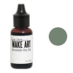 Ranger Ink - Wendy Vecchi - Make Art - Blendable Dye Ink Pad Reinker - Peat Moss