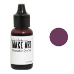 Ranger Ink - Wendy Vecchi - Make Art - Blendable Dye Ink Pad Reinker - Thistle