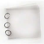 Rusty Pickle - Clear Acrylic Albums - 6x6