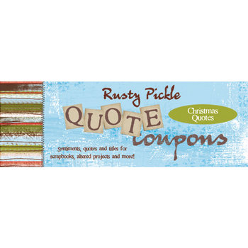 Rusty Pickle Quote Coupon Merry Grinch Mas Collection