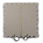 Rusty Pickle - Chipboard Album - Scalloped, CLEARANCE
