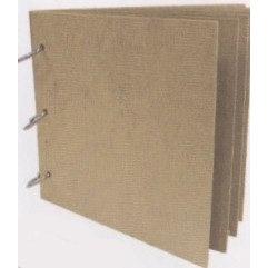 Rusty Pickle - 12x12.5 Chipboard Album, CLEARANCE