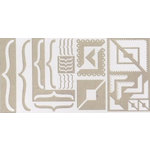 Rusty Pickle - Chipboard Accents - You've Been Framed, CLEARANCE