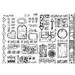 Rusty Pickle - Popstar Collection - Cardstock Coupons, CLEARANCE