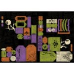 Rusty Pickle - The Addams Family Collection - Cardstock Tag Set