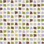 Rusty Pickle - Paper - Holey Sole - Two by Two Square, CLEARANCE
