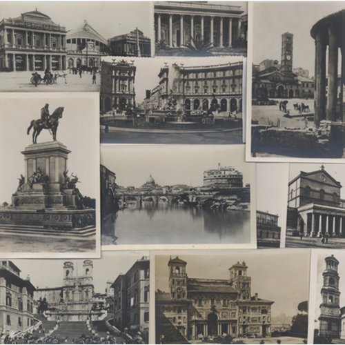 Rusty Pickle Paper - Rome Postcards, CLEARANCE