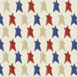 Rusty Pickle - 12x12 Paper - Freedom Stars, CLEARANCE
