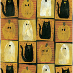 Rusty Pickle Paper - Trick or Treat Ghost