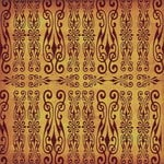 Rusty Pickle - 12x12 Paper - Crimson Curtain Call - Double Sided, CLEARANCE