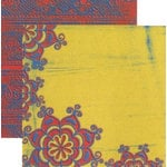 Rusty Pickle - Pashmina Collection - Doublesided Paper - Pashmina