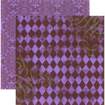 Rusty Pickle - Guenivere Collection - Doublesided Paper - King Aurthurs Court