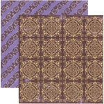 Rusty Pickle - Guenivere Collection - Doublesided Paper - Lancelot, CLEARANCE