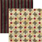 Rusty Pickle - Mayflower Collection - Double Sided Paper - Myles Standish