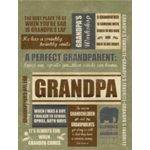 Rusty Pickle - Pickelicious Collection - Cardstock Stickers - Grandpa