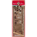 Ruby Rock It Designs - Kindred Spirit Collection - Rub Ons, CLEARANCE