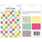 Ruby Rock It Designs - Bella - Paper Doll Collection - Card Pack