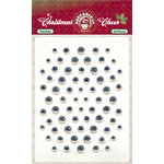 Ruby Rock It Designs - Christmas Cheer Collection - Bling - Twinkles - Silver