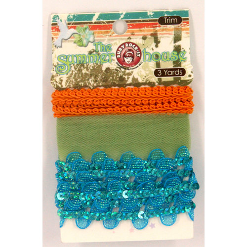 Ruby Rock It Designs - The Summerhouse Collection - Trim, CLEARANCE