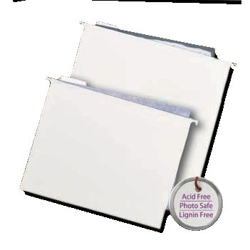 Retrospect by Smead - 10 Pack of Hanging Folders - 12x12