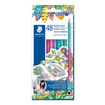 Staedtler - Duo-Coloured Pencils - 48 Pieces