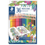 Staedtler - Noris Club - Coloured Pencils - 36 Pieces