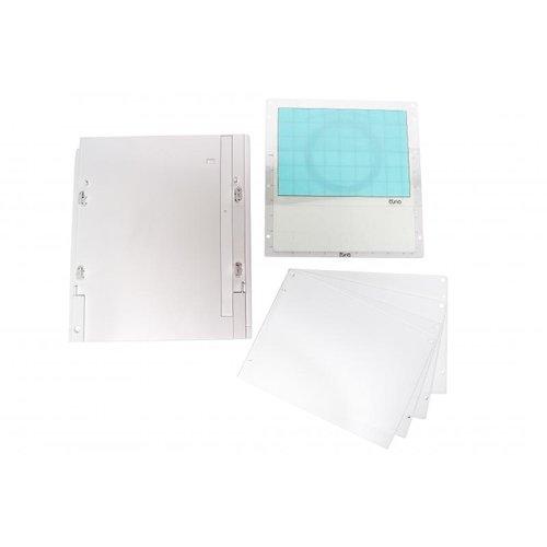 Silhouette America - Curio - Electronic Cutting System - Regular Base - 8.5 x 6