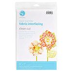 Silhouette America - Heat Transfer Fabric Interfacing - Clean Cut