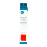 Silhouette America - Cameo - Electronic Cutting System - Smooth Heat Transfer Material - 12 Inch - Tangerine