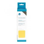 Silhouette America - Cameo - Electronic Cutting System - Smooth Heat Transfer Material - 9 Inch - Cream