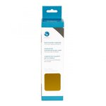 Silhouette America - Cameo - Electronic Cutting System - Smooth Heat Transfer Material - 9 Inch - Gold